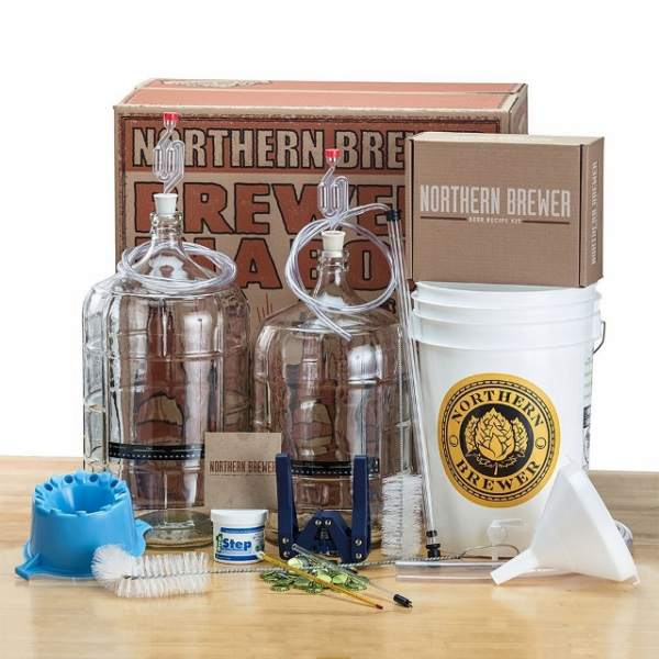 Northern-Brewer-Deluxe-Home-Brewing-Starter-kit